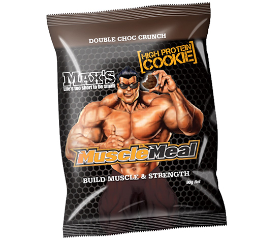 Maxs Muscle Meal Protein Cookie for Muscle
