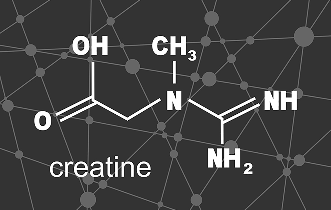 Creatine chemical formula