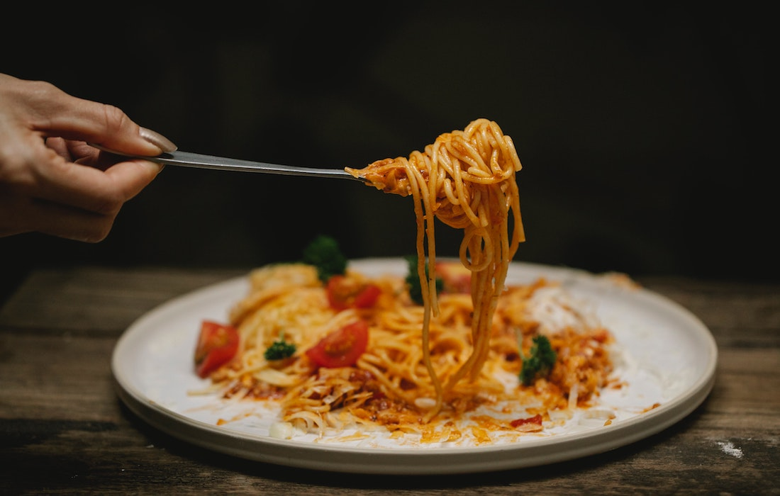pasta meal for weight gain