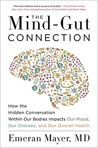 mind gut connection book