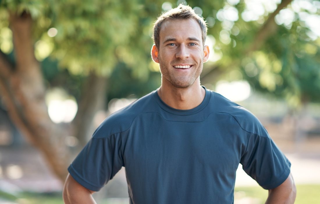 Want to Be the Healthiest Man Alive?