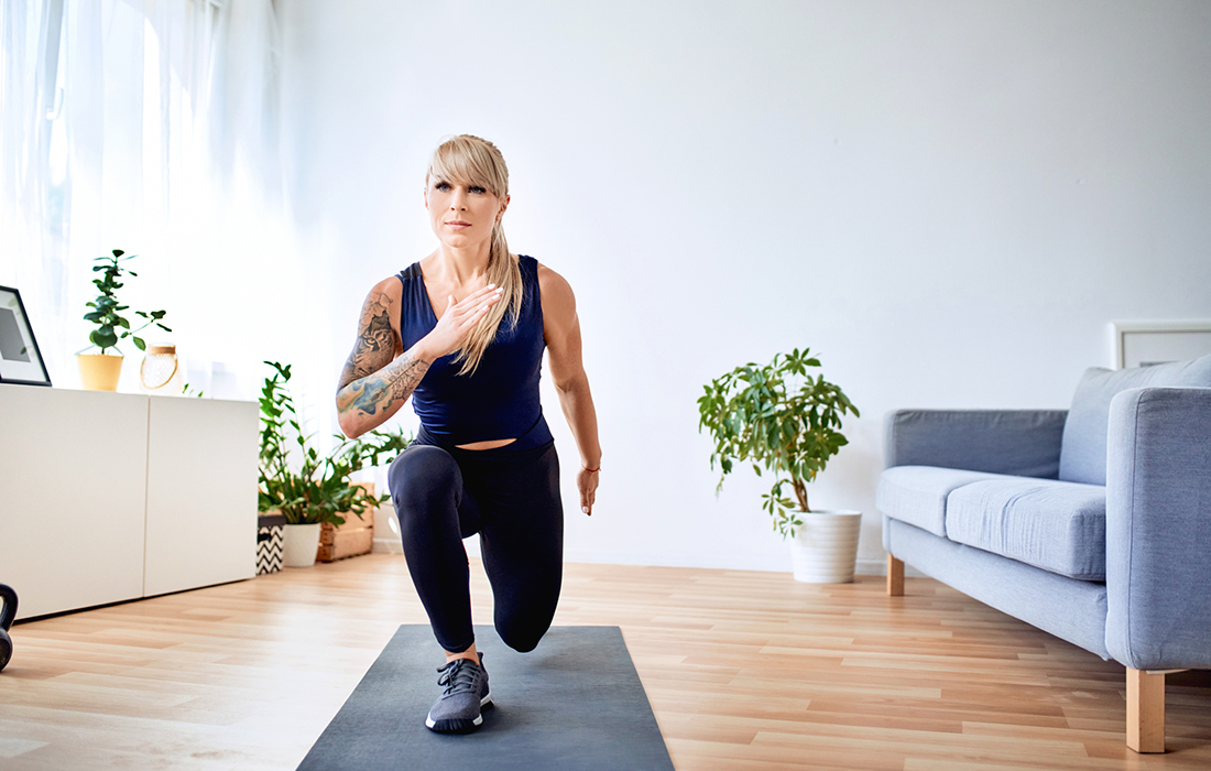 3 Quick Leg Exercises You Can Do Anywhere
