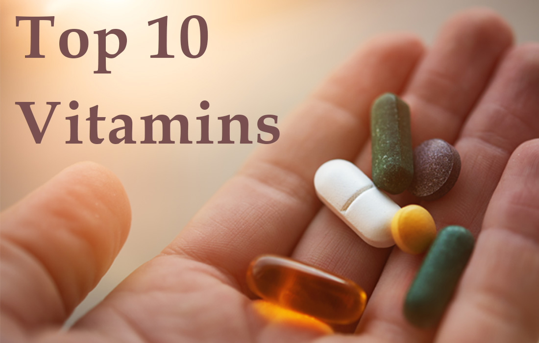 Revealed: Top 10 Fusion Health Vitamins
