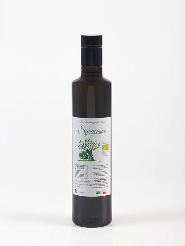 Olio Syracusae latta da 0,50L