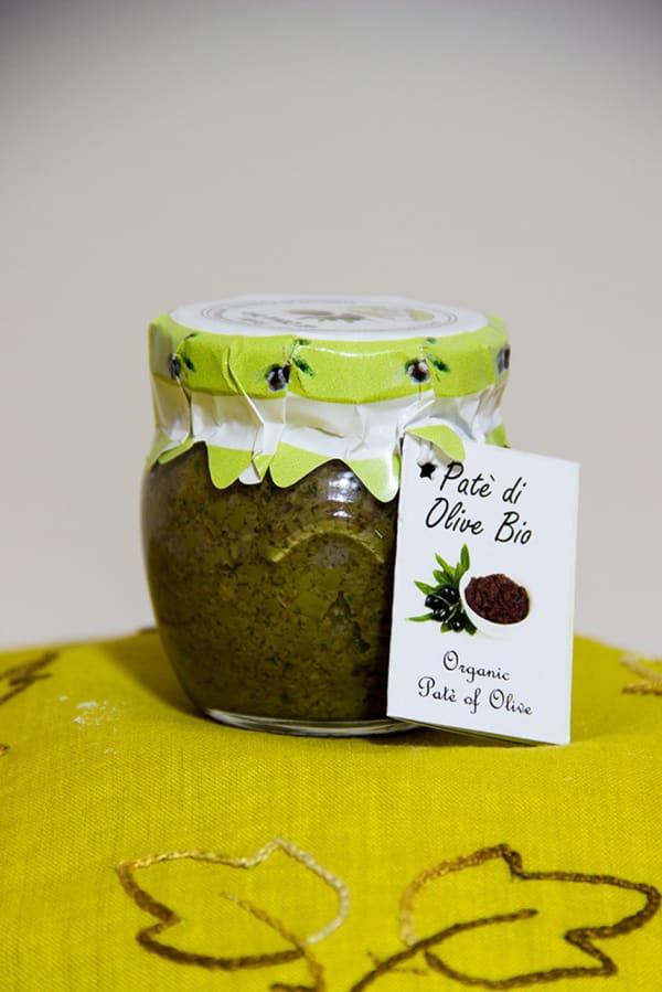 Patè di Olive BIO g 90