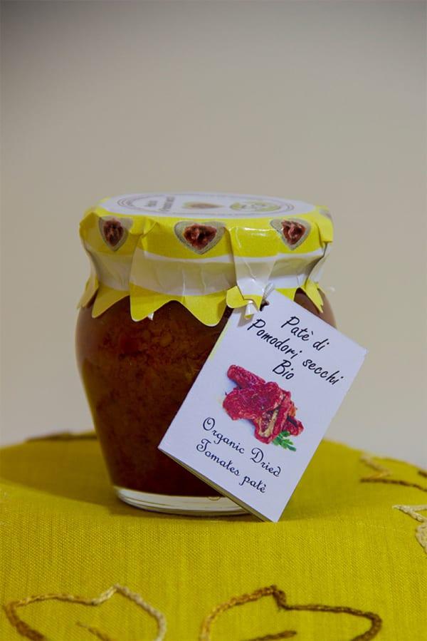 Patè di Pomodori secchi BIO g 90
