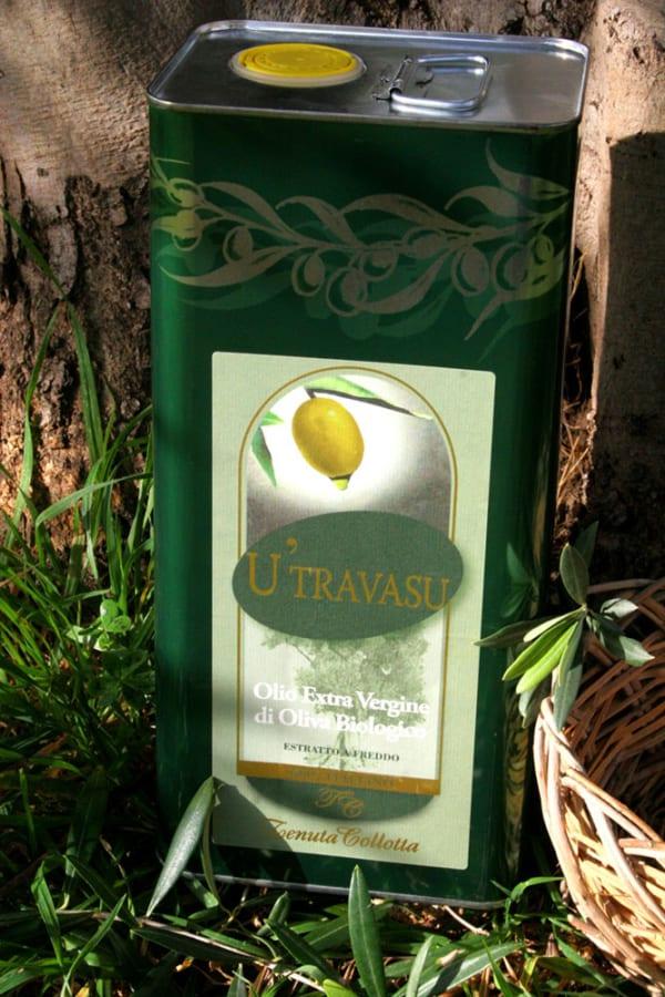 Olio extravergine di oliva Bio U travasu latta 5l
