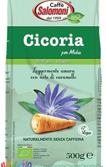 Caffè Cicoria Bio, Salomoni