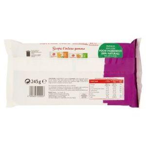 Crackers semplicissimi Doria con riso venere e semi di lino crackers semplicissimi doria Crackers semplicissimi Doria con riso venere e semi di lino etichetta semplicissimi doria riso venere semi lino 1 300x300