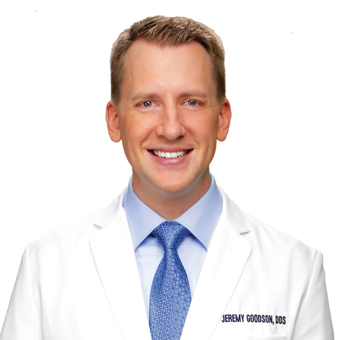Portrait of Dr. Goodson