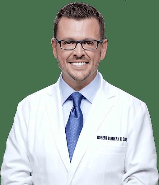 Portrait of Dr. Bryan
