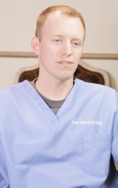 Dr. Merideth refers patients to Oral Surgery Specialists of Oklahoma