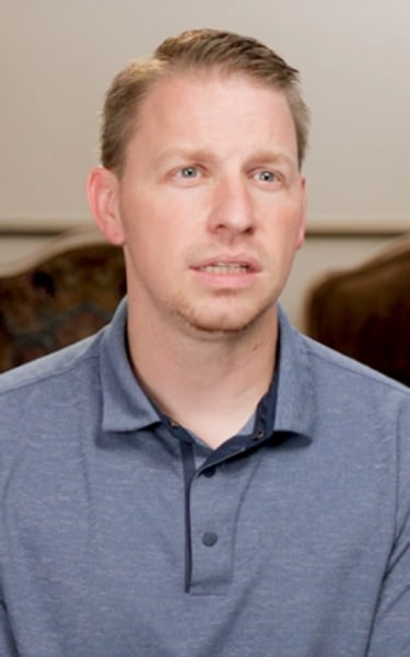 Jeff received oral pathology treatment at Oral Surgery Specialists of Oklahoma