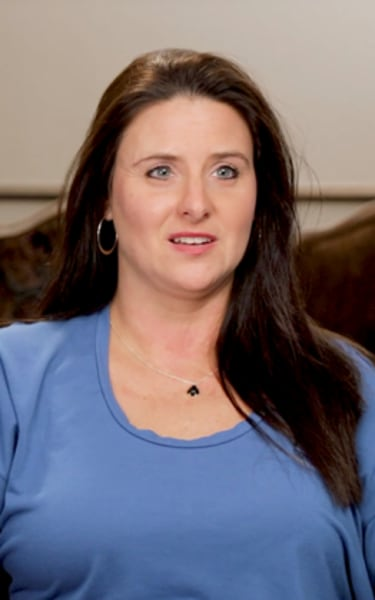 Kyra is the mother of an expose and bond patient at Oral Surgery Specialists of Oklahoma