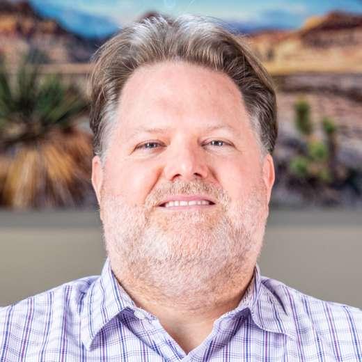 Richard got dental implants in Las Vegas, NV