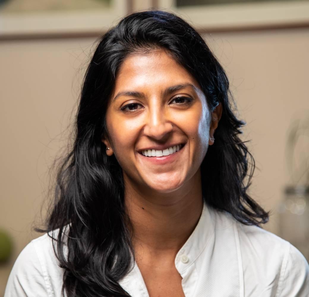Meet Dr. Mathai