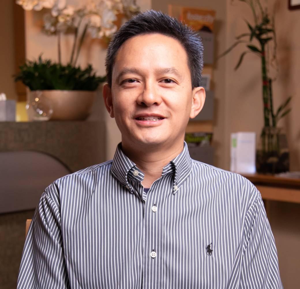 Meet Dr. Hsu