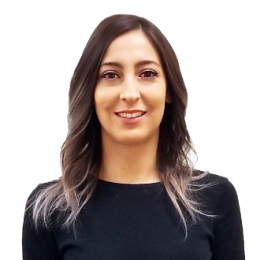 Meet Maria, our Front Office.