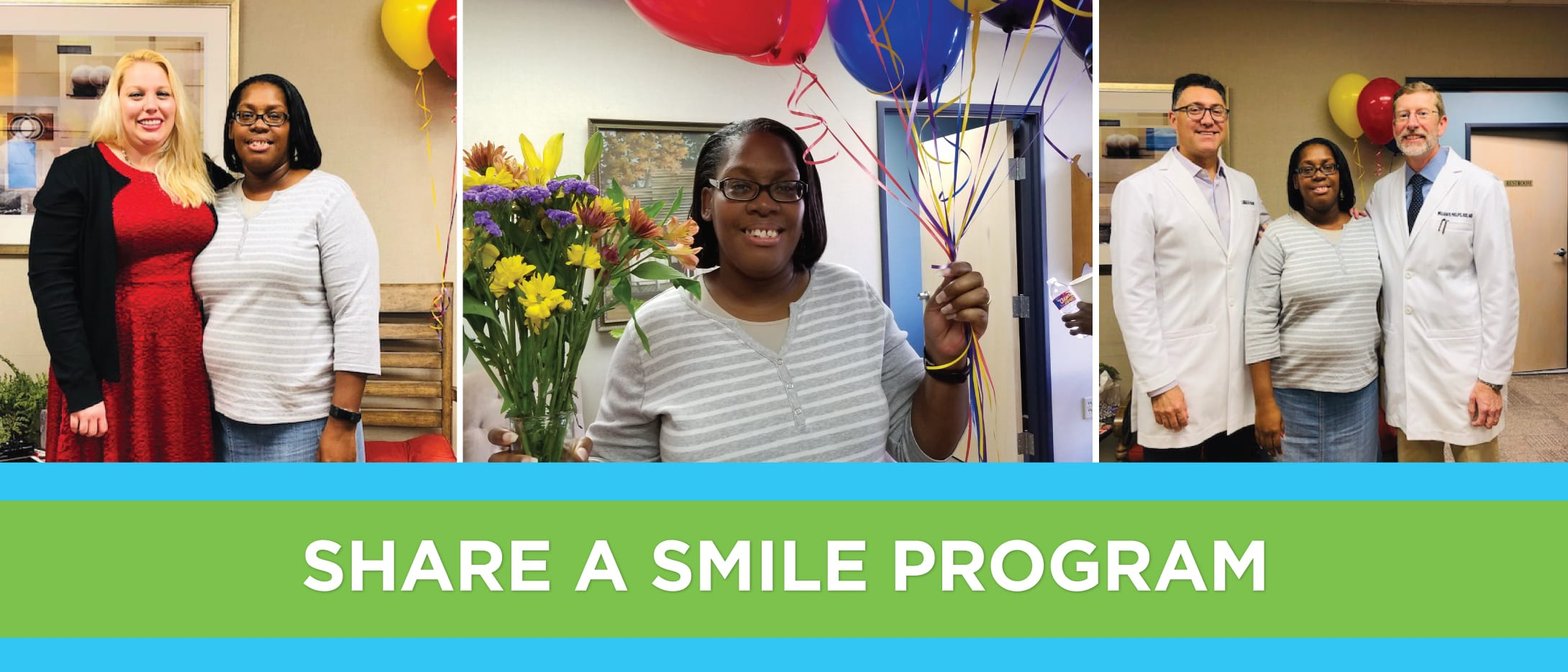 Meet Danyell S., Our Share A Smile Recipient!