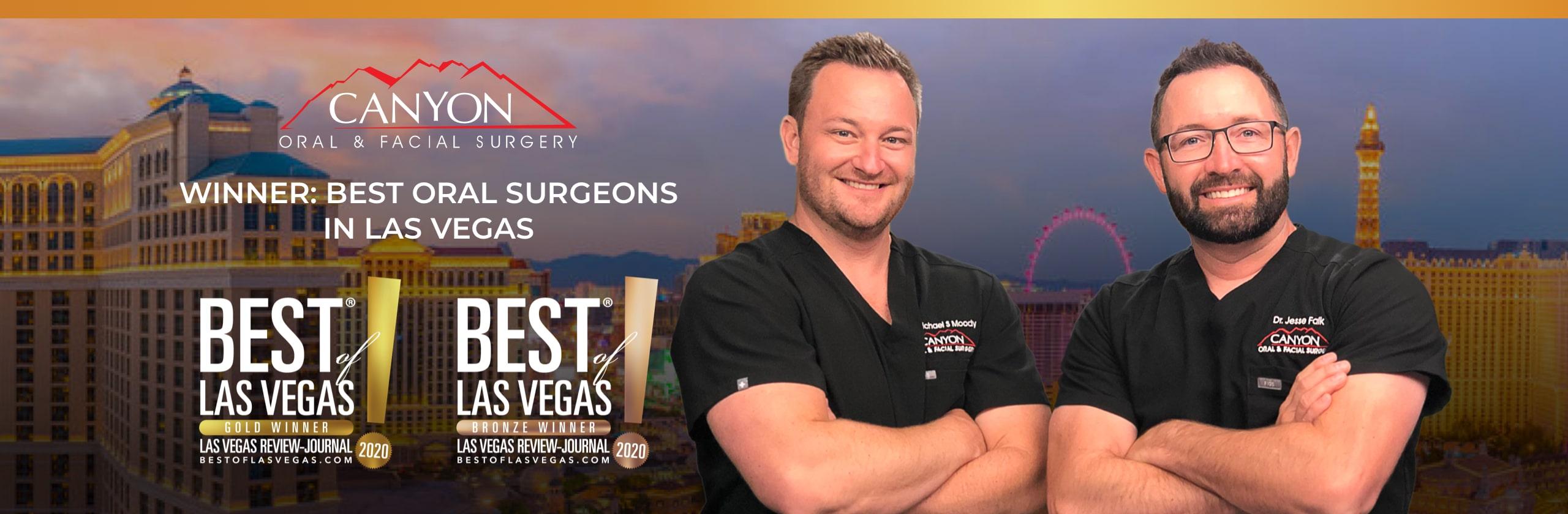 Best oral surgeon in las vegas nv. Oral surgeon winner