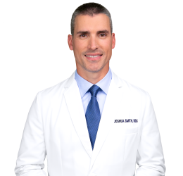 Meet Dr. Joshua Smith, our Oral & Maxillofacial Surgeon.