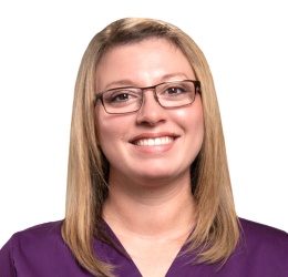 Meet April, our Practice Manager.