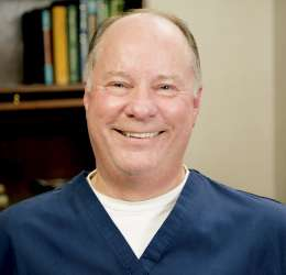 Meet Dr. Stutsman. He refers his patients to Park Cities Oral & Maxillofacial Surgery Associates.