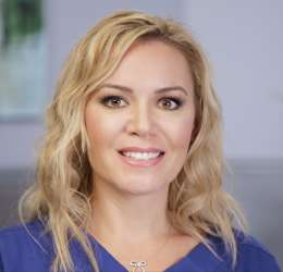 Meet Dr. Barone. She refers her patients to Oral Surgery Services.