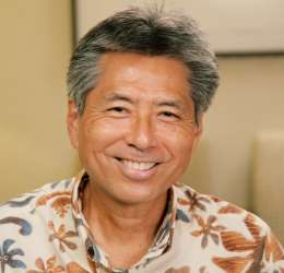 Meet Dr. Hatanaka. He refers his patients to  Oral Surgery Hawaii.