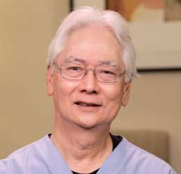 Meet Dr. Hirota. He refers his patients to  Oral Surgery Hawaii.