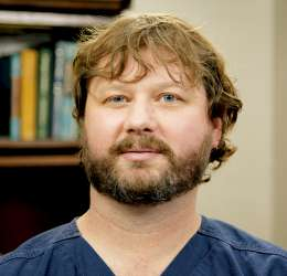 Meet Dr. Smith. He refers his patients to Park Cities Oral & Maxillofacial Surgery Associates.