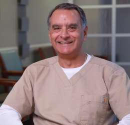 Meet Dr. Gulu. He refers his patients to Greater Columbus Oral Surgery & Dental Implants.