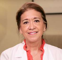 Meet Dr. Cosio. She refers her patients to  Oral Surgery Hawaii.