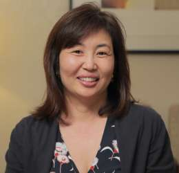 Meet Dr. Tsunehiro. She refers her patients to  Oral Surgery Hawaii.