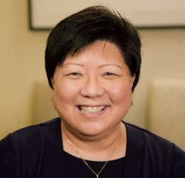 Meet Dr. Wada. She refers her patients to  Oral Surgery Hawaii.