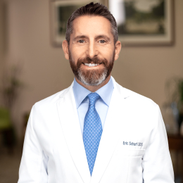 Meet Dr. Scharf, our Oral & Maxillofacial Surgeon.