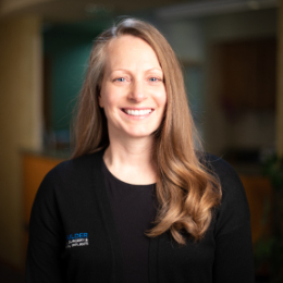 Meet Christi:Front Desk Coordinator
