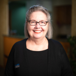 Meet Pam:Front Desk Coordinator