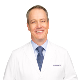 Meet Dr. Terry Nedbalski, our Oral & Maxillofacial Surgeon.