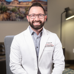 Meet Dr. Jesse Falk, our Oral & Maxillofacial Surgeon.