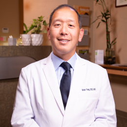 Meet Dr. Brian Yang, our Oral & Maxillofacial Surgeon.
