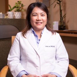 Meet Dr. Linda Lee, our Oral & Maxillofacial Surgeon.