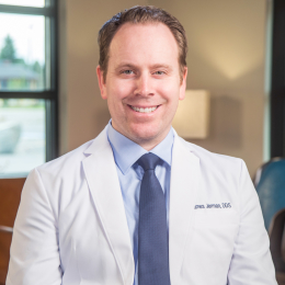 Meet Dr. James Jerman, our Oral & Maxillofacial Surgeon.
