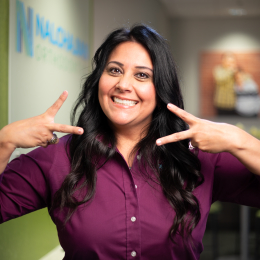 Meet Amanda B:Coordinadora de tratamientos