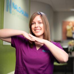 Meet Brittany:Asistente odontológica diplomada