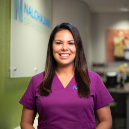 Meet Carina, our Registered Dental Assistant.