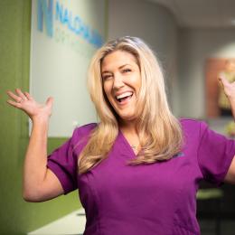 Meet Christy:Asistente odontológica diplomada
