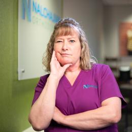 Meet Joy:Asistente odontológica diplomada