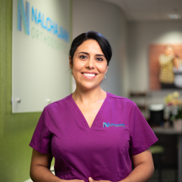 Meet Lupe, our Registered Dental Assistant.