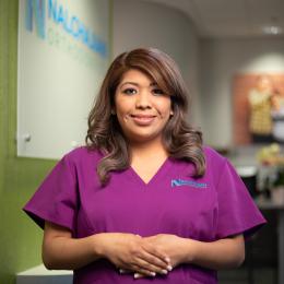 Meet Martha, our Asistente odontológica diplomada.